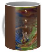 Water Drop Abstract 5 Coffee Mug