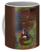 Water Drop Abstract 6 Coffee Mug