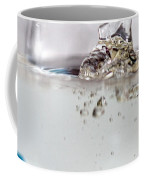 Water Drops Abstract6 Coffee Mug