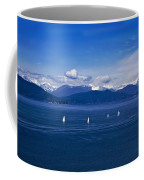 Water Earth Sky Coffee Mug