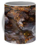 Water Flow Through The Boulders. Eureka. Mauritius Coffee Mug