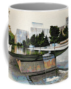 Water Flows At The Barnes Coffee Mug