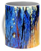 Water Fountain Abstract31 Coffee Mug
