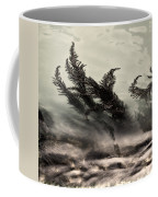 Water Fronds Coffee Mug