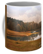 Water Gazebo Coffee Mug