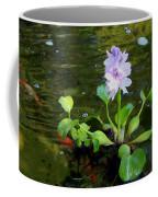 Water Hyacinth Float Coffee Mug