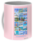 Water Island Poster Coffee Mug