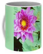 Water Lilies 003 Coffee Mug