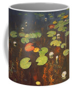 Water Lilies Coffee Mug by Isaak Ilyich Levitan