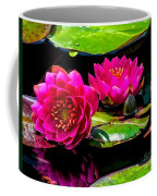 Water Lily 2014-12 Coffee Mug