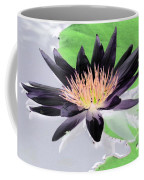 Water Lily - Purple Power - Photopower 1377 Coffee Mug