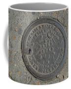Water Meter 2 Coffee Mug