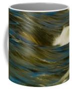 Water Play Coffee Mug by Bill Gallagher