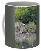 Water Pose Coffee Mug