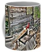 Water Pump In Nature Coffee Mug