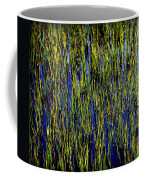 Water Reeds Coffee Mug by Karen Wiles