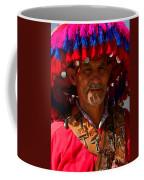 Water Seller Marrakesh Morocco Coffee Mug by Ralph A  Ledergerber-Photography