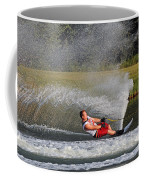 Water Skiing 10 Coffee Mug