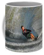 Water Skiing Magic Of Water 13 Coffee Mug by Bob Christopher