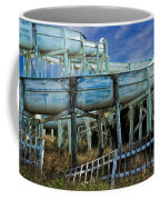 Water Slide At Dowdy's Amusement Park Coffee Mug