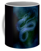 Water Snake Of The Abyss Coffee Mug