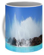 Fountain Coffee Mug