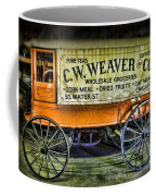 Water St. -  Chicago - The Salesman  Coffee Mug by Paul Ward