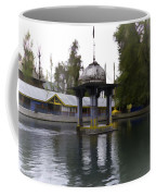 Water Tank And Premises Inside The Mattan Temple Coffee Mug