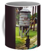 Water Tank Landscape Coffee Mug