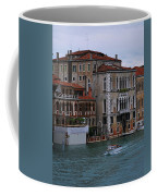 Water Taxi In Venice Coffee Mug