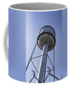 Water Tower Deer Lodge Montana Coffee Mug