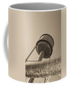 Water Tower In Deer Lodge Montana Coffee Mug