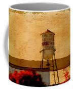 Water Tower Coffee Mug