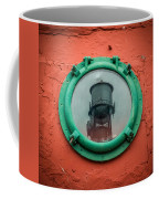 Water Tower Reflection Coffee Mug
