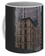 Water Towers Feed The Nyc Buildings Coffee Mug