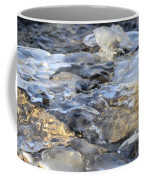 Water Under Ice Coffee Mug