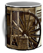 Water Wheel At The Grist Mill Coffee Mug