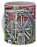 Water Wheel On Mill V2 Coffee Mug