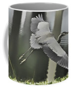 Waterbird Flying Coffee Mug