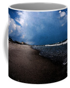 watercolor Beach Coffee Mug