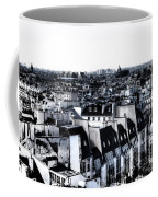 Watercolor Paris With Eiffel Coffee Mug