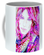 Watercolor Woman.33 Coffee Mug