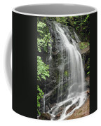 Waterfall Bay Of Fundy Coffee Mug