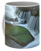 Waterfall Close Up Coffee Mug