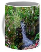 Waterfall Garden Coffee Mug