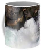 Waterfall In Neuhausen Near Schaffhausen Coffee Mug