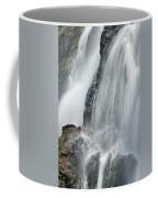 Waterfall In Spring Coffee Mug