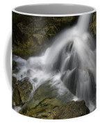 Waterfall In The Rocks Coffee Mug