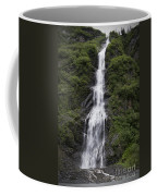 Waterfall Near Valdez Ak Coffee Mug