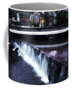 Waterfall New Hope Pa Coffee Mug